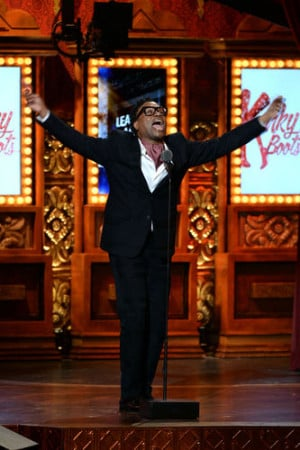Kinky Boots Wins Tony Award