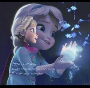 She soo cute. Elsa Disney frozen