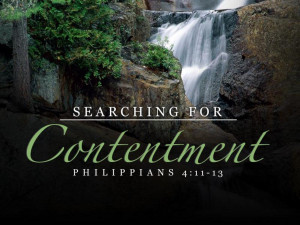 Contentment (PowerPoint) by ewghwehws