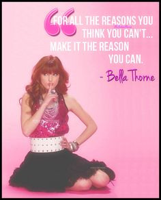 bella thorne quotes | bella thorne # my editions # perfection thorne ...