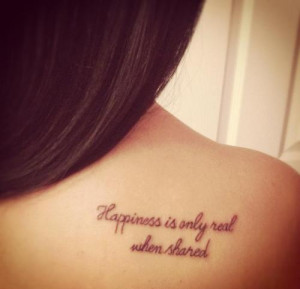 shoulder quote tattoos tumblr shoulder quote tattoos tumblr quote ...