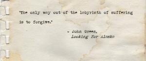 quote tumblr sad alaska quotes book dark books john green sadness ...