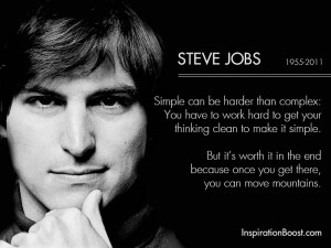Steve Jobs Hard Life Quotes