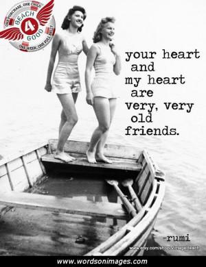 Rumi friendship q...