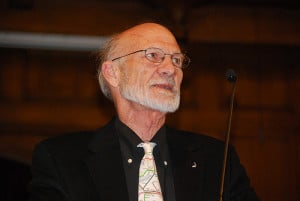 Stanley Hauerwas (Photo credit: jimforest)