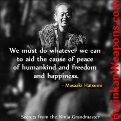 Masaaki Hatsumi Quotes masaaki hatsumi
