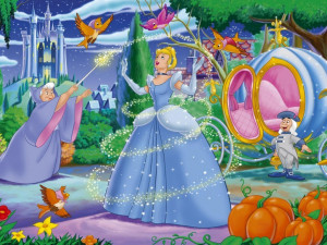 Disney Princess Cinderella Wallpaper