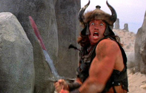 """Conan the Barbarian : """"To the hell fires with Thulsa Doom. He's ..."""
