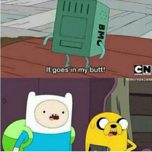 Adventure Time - BMO Beemo Quotes