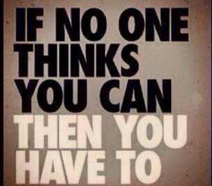 Fitness Motivation !