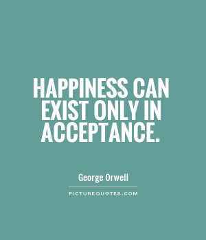 acceptance quotes and sayings