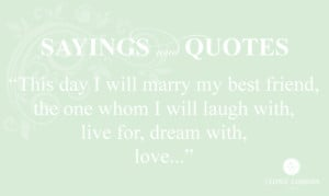 Marrying Your Best Friend Marrying Best Friend Movie quotes, life ...