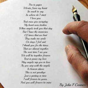 jacqueline mckamey owner quotes sayings and poems about child loss and ...