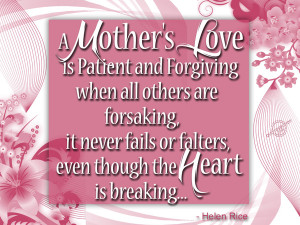 ... Forgive Picture Quotes , Love Picture Quotes , Mother Picture Quotes