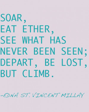 Because Edna said so.