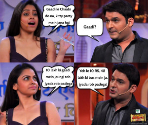 Kapil Sharma would probably be the current super star of television ...