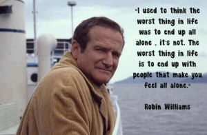 Re: Robin Williams dead-Depression? Alimony? Divorces? Or auto erotic ...