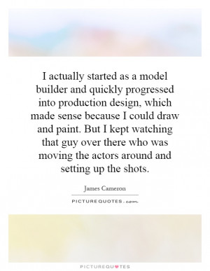 James Cameron Quotes | James Cameron Sayings | James Cameron Picture ...