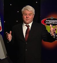 famous for his John Madden impersonations during his run on Fox's NFL