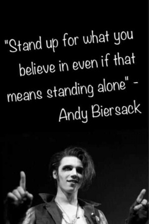 andy biersack quotes - Google Search
