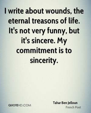 Tahar Ben Jelloun Funny Quotes