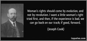 Woman Rights Should...