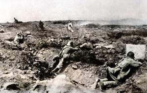 1915 World War 1 battlefield hell