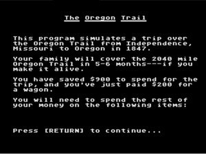 Alpha Coders Wallpaper Abyss Video Game The Oregon Trail 379939