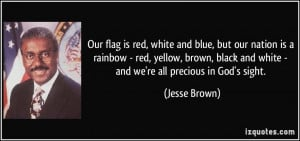 Our flag is red, white and blue, but our nation is a rainbow - red ...