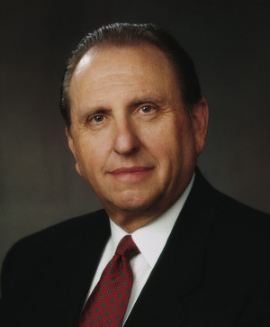 President Monson's address Friday at 3:45 p.m. to be broadcast live on ...