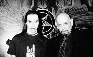 Photo to Left: Anton LaVey, who founded the 'Church of Satan' on June ...