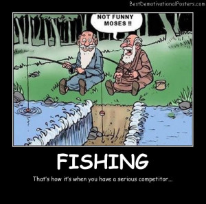Fishing - Best Demotivational Posters