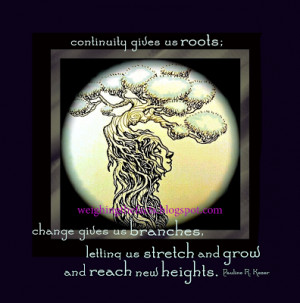 Recovery Quote Of The Week: August 11, 2011