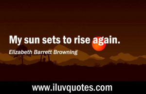 Elizabeth Barrett Browning quotes