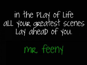 Boy Meets World-Mr.Feeny