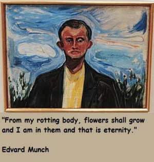 Edvard munch famous quotes 3