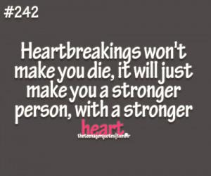 Broken Heart Sayings Quotes...