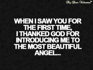 Your My Angel Quotes Angel quote