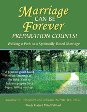Marriage Can Be Forever--Preparation Counts! A marriage preparation ...