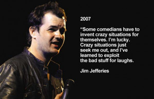 ... Jim Jefferies, quoted in 2007, photo dated 2010. / From Gazette files