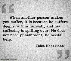 sadist more thichnaht inspiration quotes suffering naht hanh thich ...