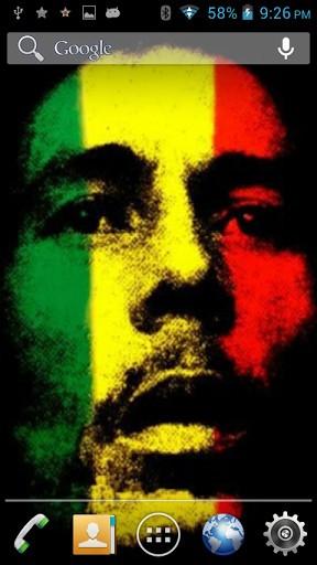 Bob Marley Quote Iphone Wallpaper Bob marley live wallpaper for