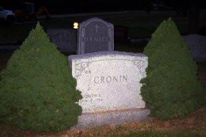 Joe Cronin Grave