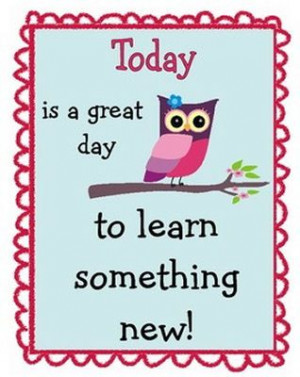 great quote for a teacher/classroom giftClassroom Owls, Classroom ...