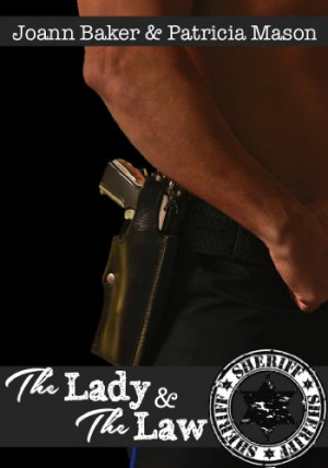 The Lady and The Law (Western Romance)