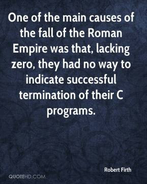 The main reasons for the economic collapse of the roman empire