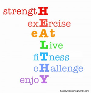 Healthy-life-poster