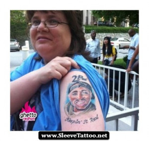 Sleeve Tattoos Rapper 01