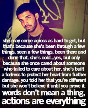 ... Tumblr) that has some deep quote that Drake never actually said
