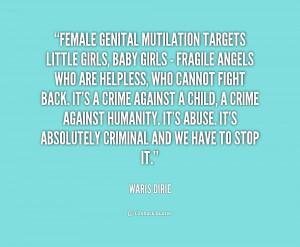 Female Genital Mutilation Quotes